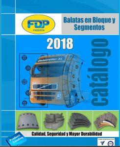 2018 – Balatas en Bloque y Segmentos