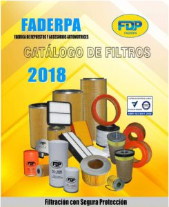 2018 – Filtros