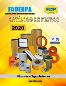 2020 – Filtros