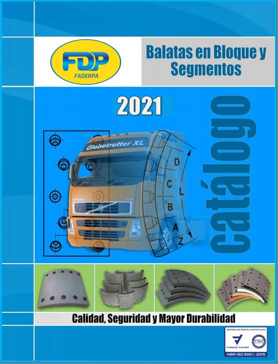 2020/21 – Frenos Bloques y Segmentos